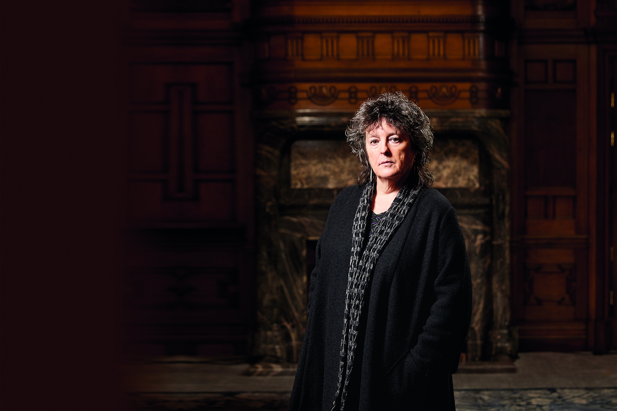 Professor Carol Ann Duffy has spent ten years as Poet Laureate, and over 20 as the driving force behind Manchester Writing School