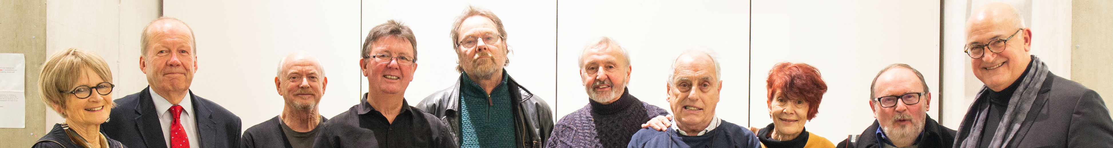 School of Art students from 1969 reunited for a special 50th anniversary exhibition