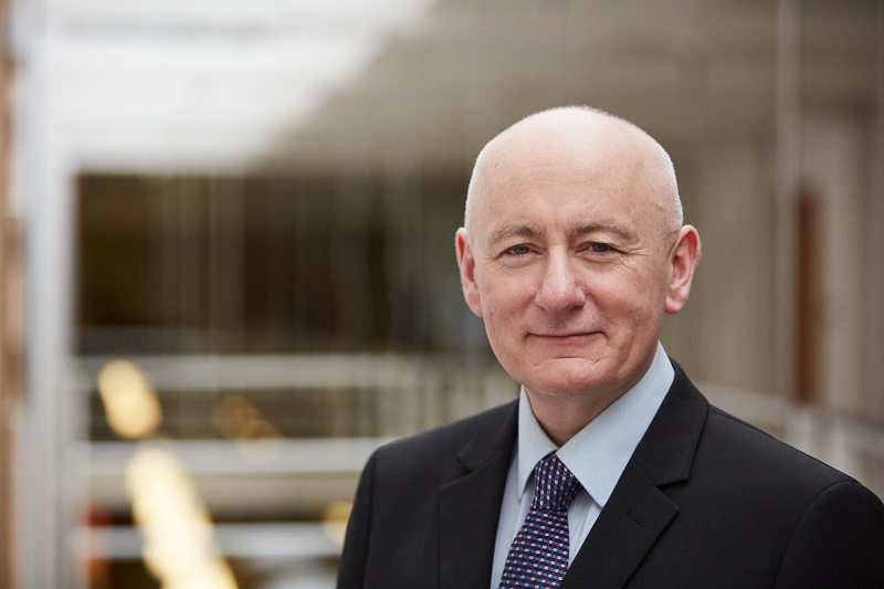 Pro-Vice-Chancellor for the Faculty of Science and Engineering, Professor Andy Gibson