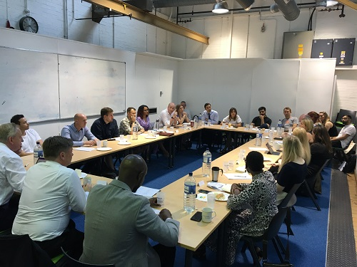 Image of roundtable event