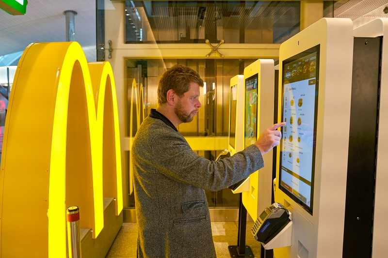 Fast-food menus can be rearranged to encourage healthier choices, research shows