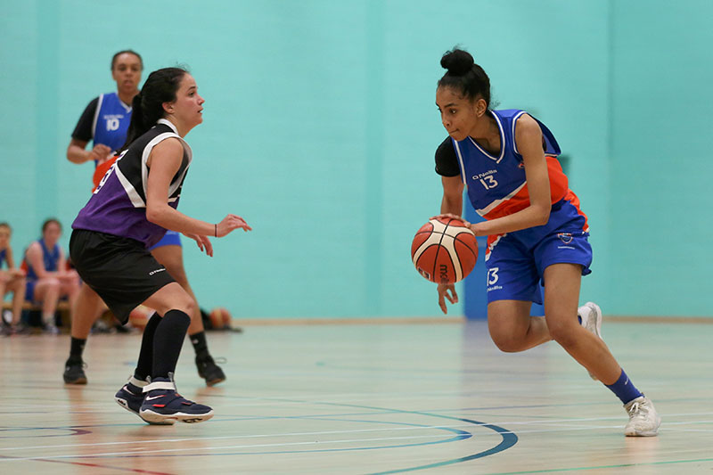 Manchester Metropolitan to become a Basketball England Talent Hub