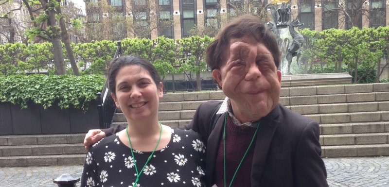 Dr Carly Jim, Senior Lecturer in Psychology at manchester Metropolitan University, spoke to presenter and disabled rights activist Adam Pearson for BBC Four documentaryEugenics: Science's Greatest Scandal