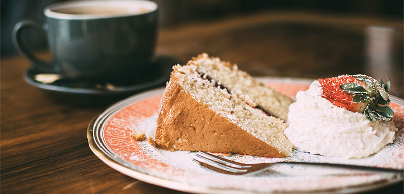 It's time to re-think the 'office cake culture', research suggests