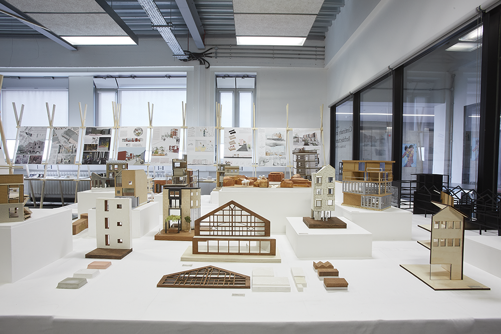 Workshops at Manchester School of Architecture