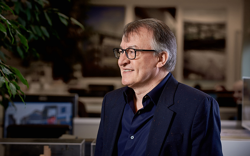 Image showing Professor Stephen Hodder