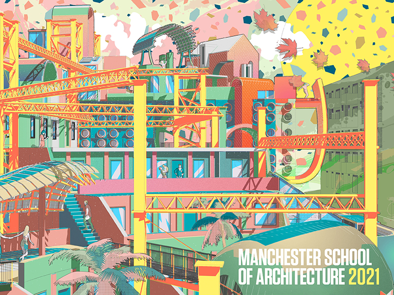 Image showing 'Hype Architecture - A critical approach to housing design for millennials' by Kiran Milton