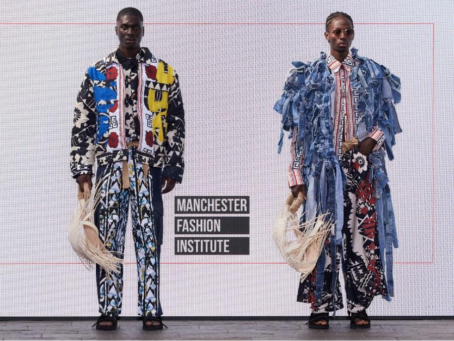 MMU student receives top award at Graduate Fashion Week, The Manc