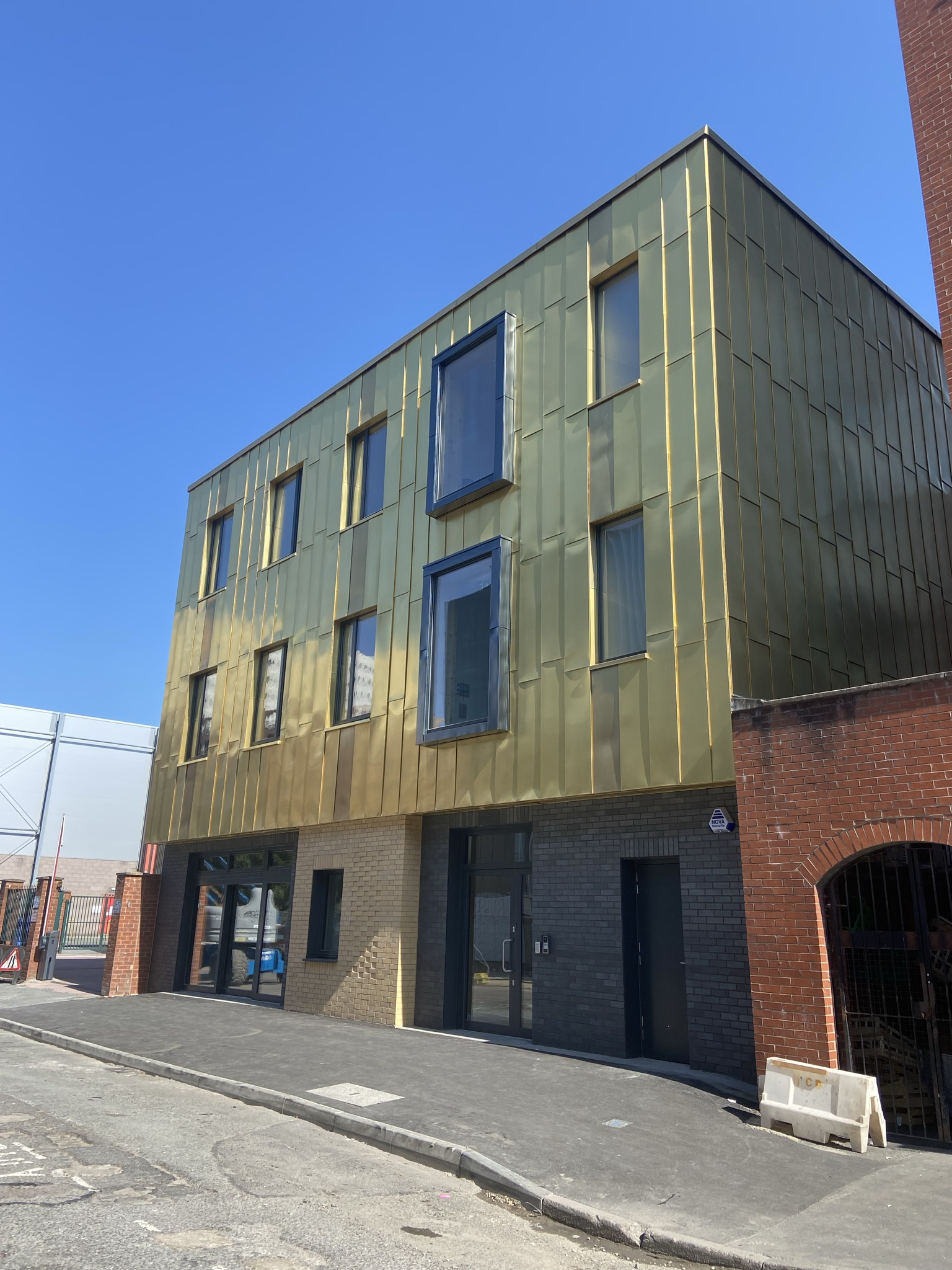University supports completion of Manchester's new LGBT+ Centre