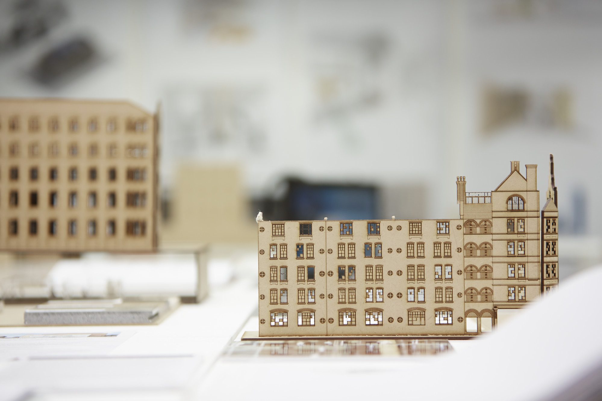Manchester School of Architecture Studios