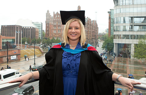 Image for Retail foundation degree celebrates 100th graduate