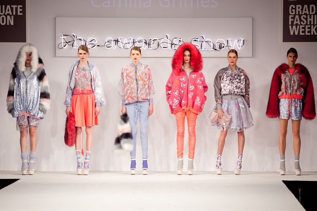 Student Designer Scoops Graduate Fashion Week Prize Manchester Metropolitan University