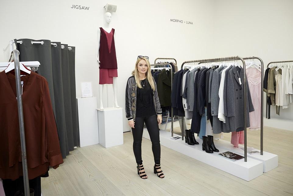 Graduate Designer S Dress Heading To Stores Manchester Metropolitan University