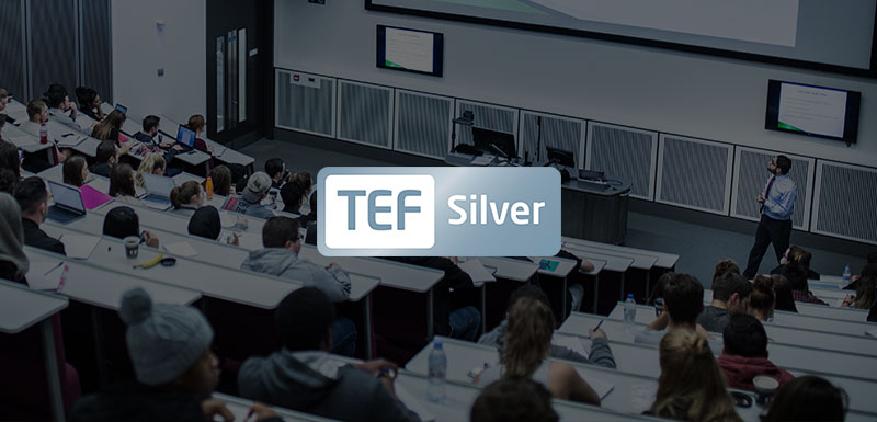 Manchester Metropolitan University has received silver status in the Teaching Excellence Framework