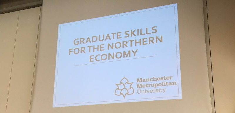 Graduate Skills for the Northern Economy conference