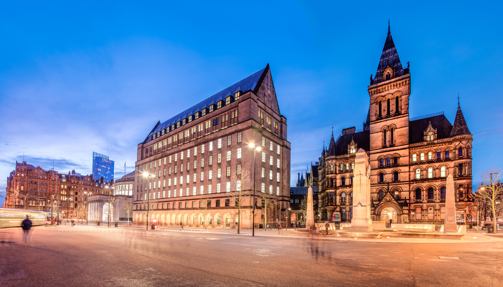 Heart of the city: The University's Strategy will build partnerships across Manchester