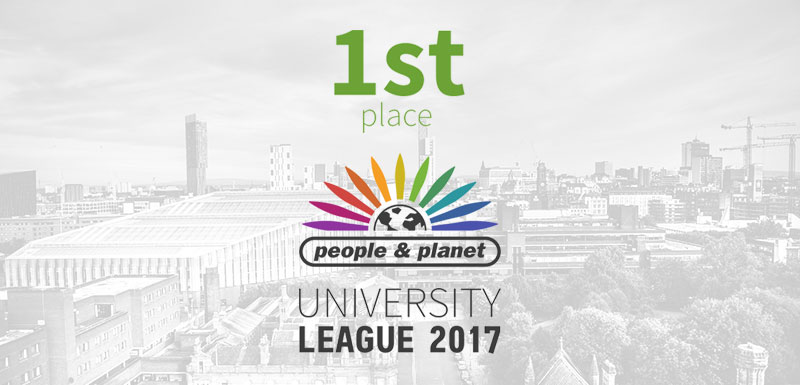 The People and Planet University League