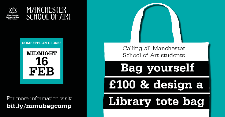 Library tote bag competition