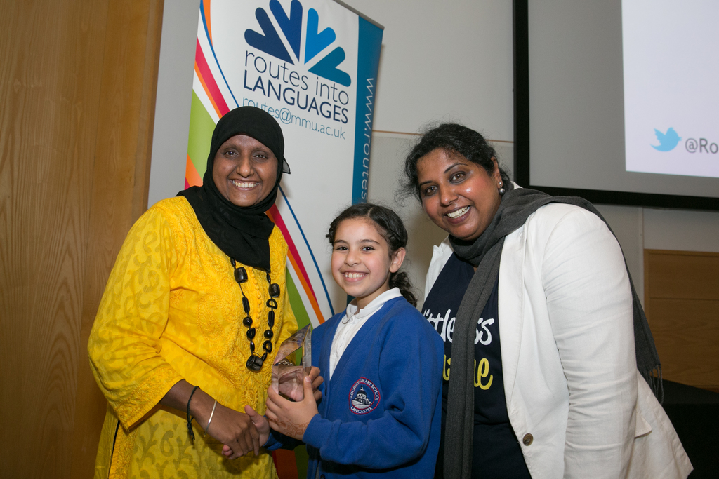 Winners of the 2017 Mother Tongue Other Tongue competition