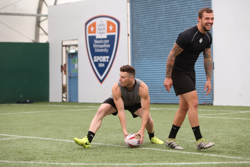 Toronto Wolfpack use Platt Lane Sports Complex as their UK base