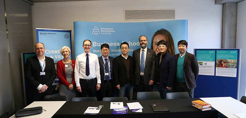 The MoU will help to promote the interactive and digital media sectors in the UK and South Korea