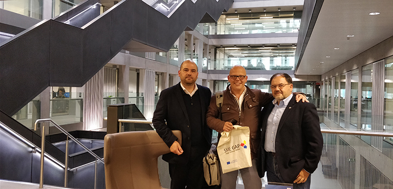 Delegates from the University of Cordoba visited the Business School