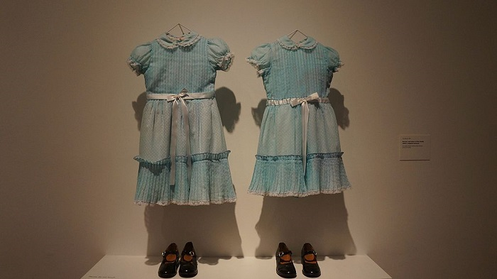 The Shining dresses
