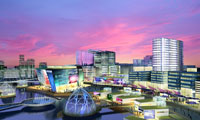 Image for Manchester is UK's second 'digital' city