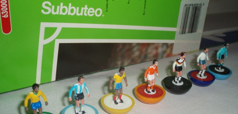 Subbuteo was our gaming experts' top pick of football games