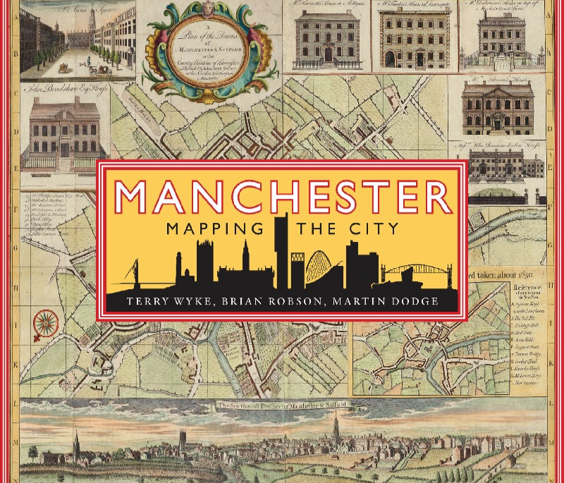 'Mapping the City' reveals defining aspects of the city's history