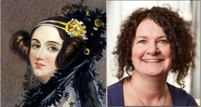 Ada Lovelace and Dr Annabel Latham