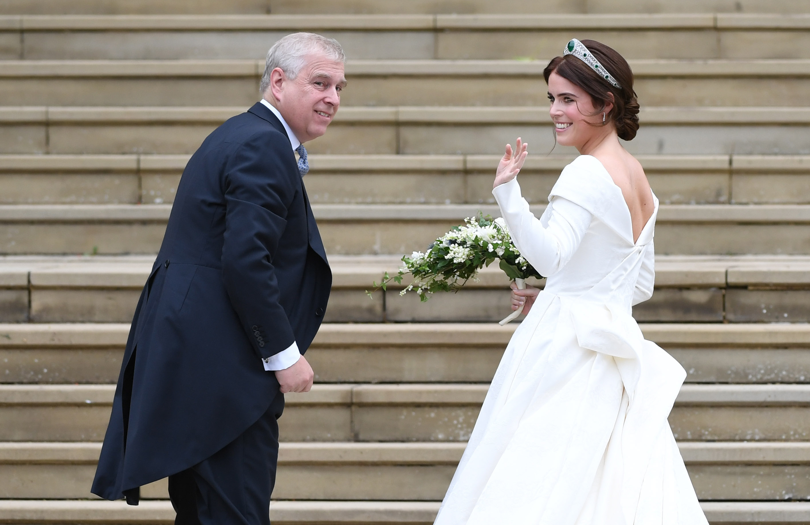 Princess Eugenie and the unexpected importance of second daughters of second son