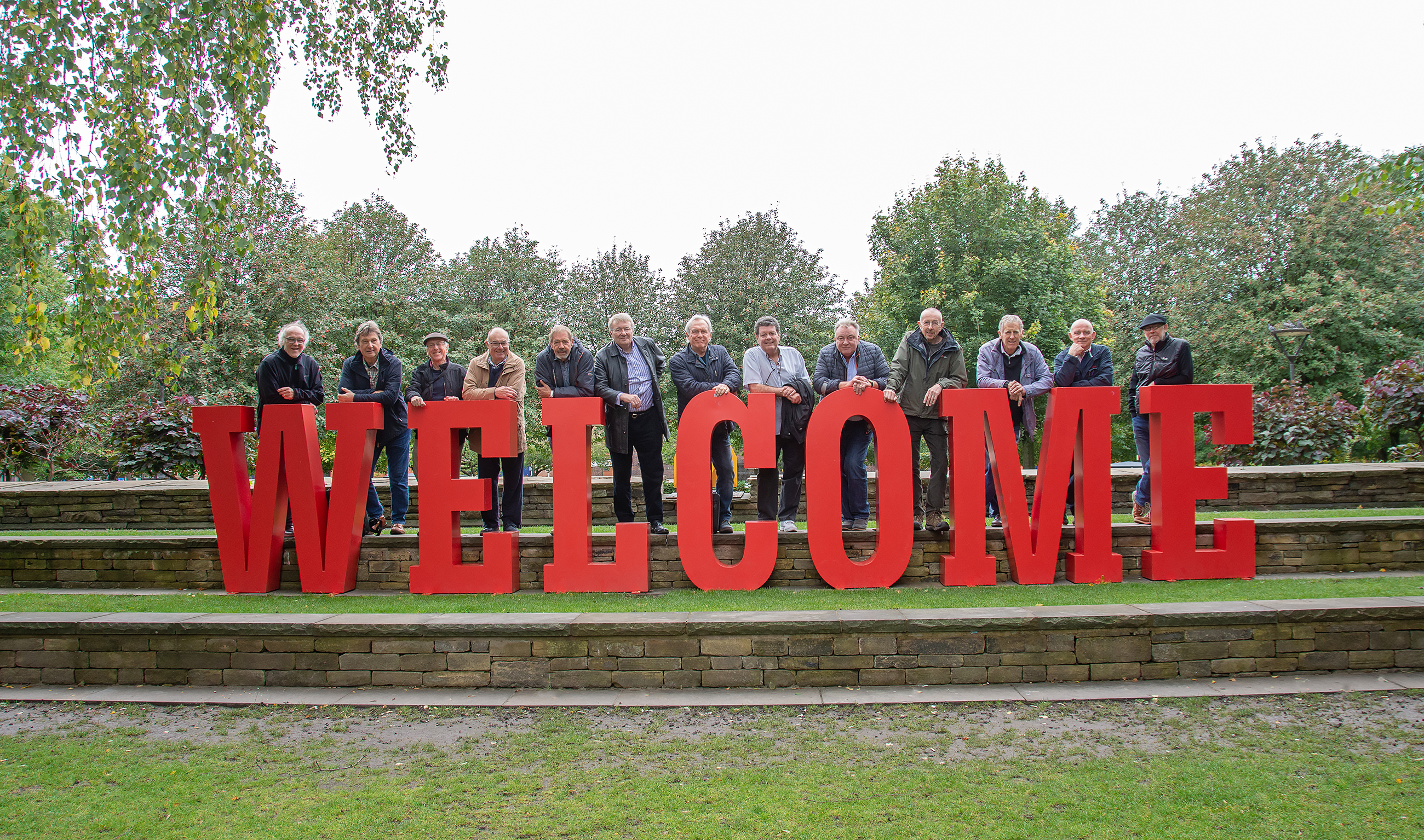 Architecture alumni return to campus 50 years on