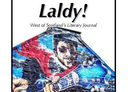 Laldy is a bi annual literary journal.