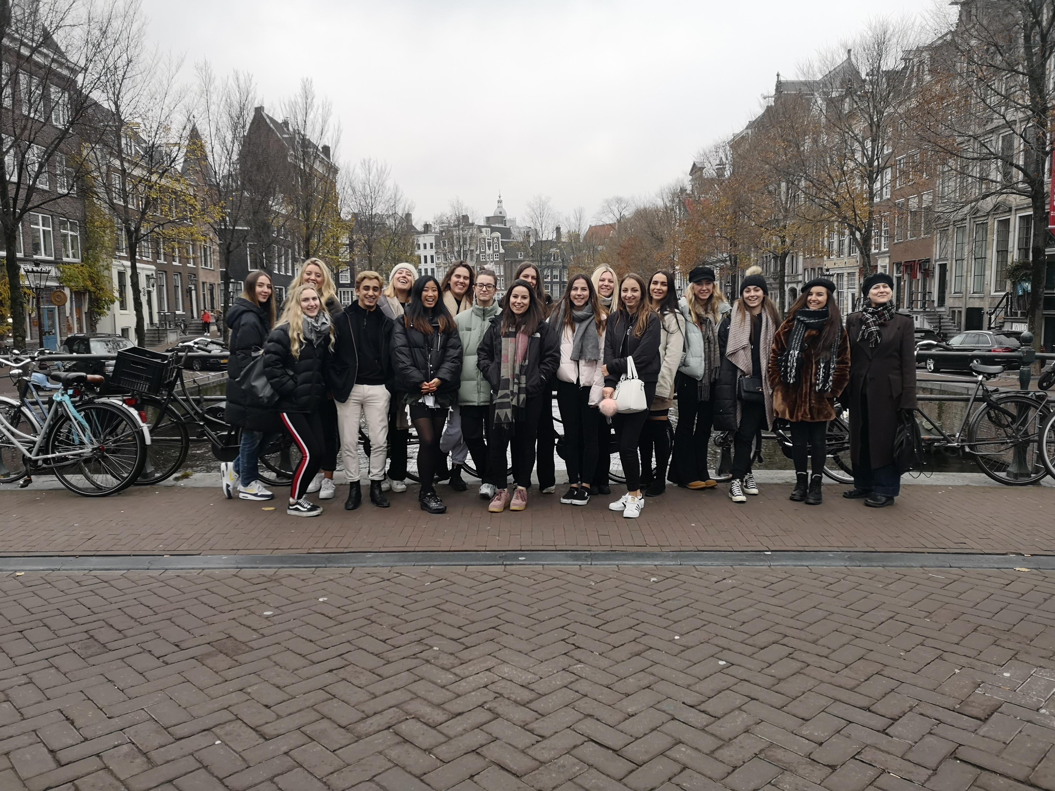 Fashion Design And Technology Go To Amsterdam Manchester Metropolitan University