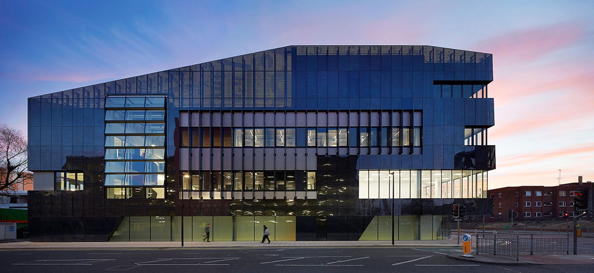 The National Graphene Institute at the University of Manchester