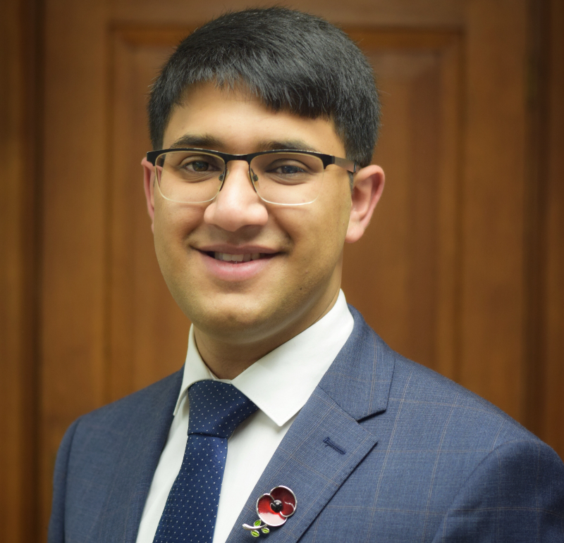 Saeed Atcha has been awarded an MBE in the New Year Honours list for his services to young people