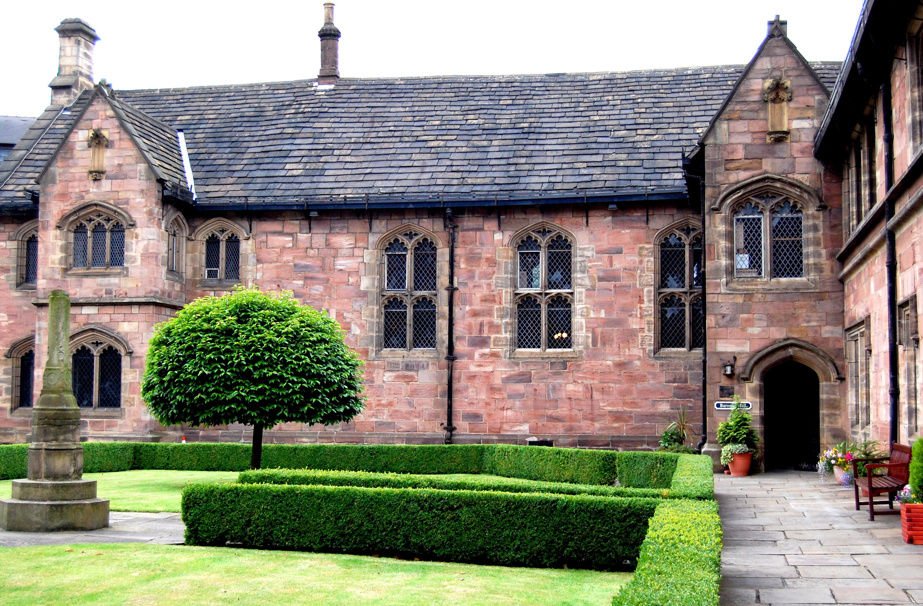 The prize ceremony and gala will take place in the atmospheric medieval Baronial Hall at Chetham's Library; the School of Music.