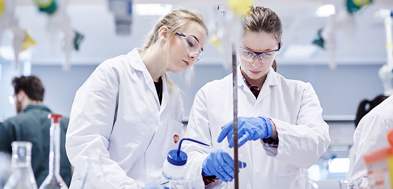 The Higher Apprenticeship in Chemical Science was inspected by Ofsted for the first time