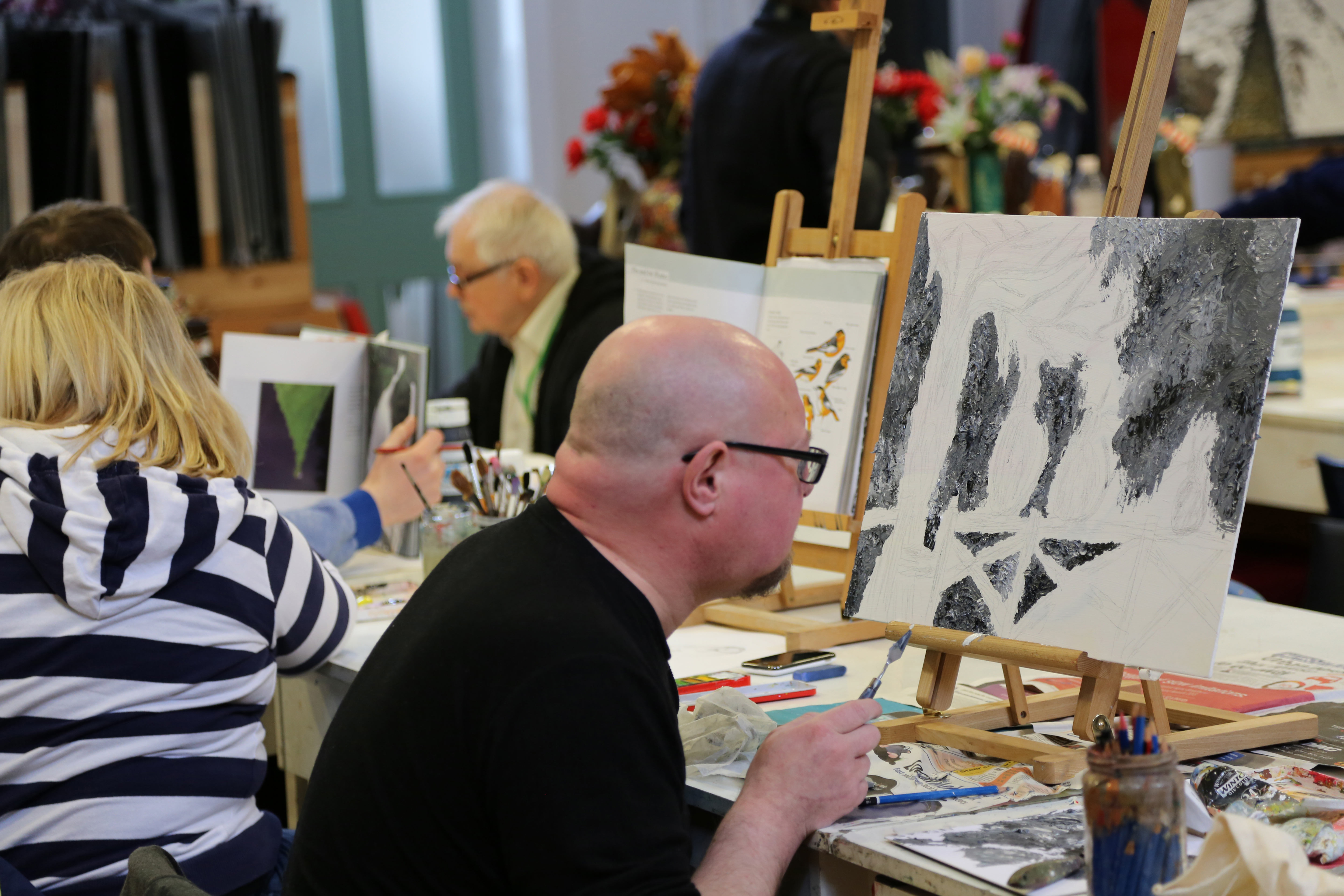 Arts for health projects across Greater Manchester were brought before healthcare professionals